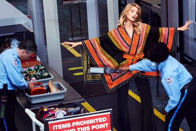 người đẹp,quyến rũ,tạp chí,gương mặt,quảng cáo,chân dài,hãng thời trang,bộ ảnh, Người vận chuyển, Jason Statham, Rosie Huntington-Whiteley, In Style, Paige Denim - ảnh 12
