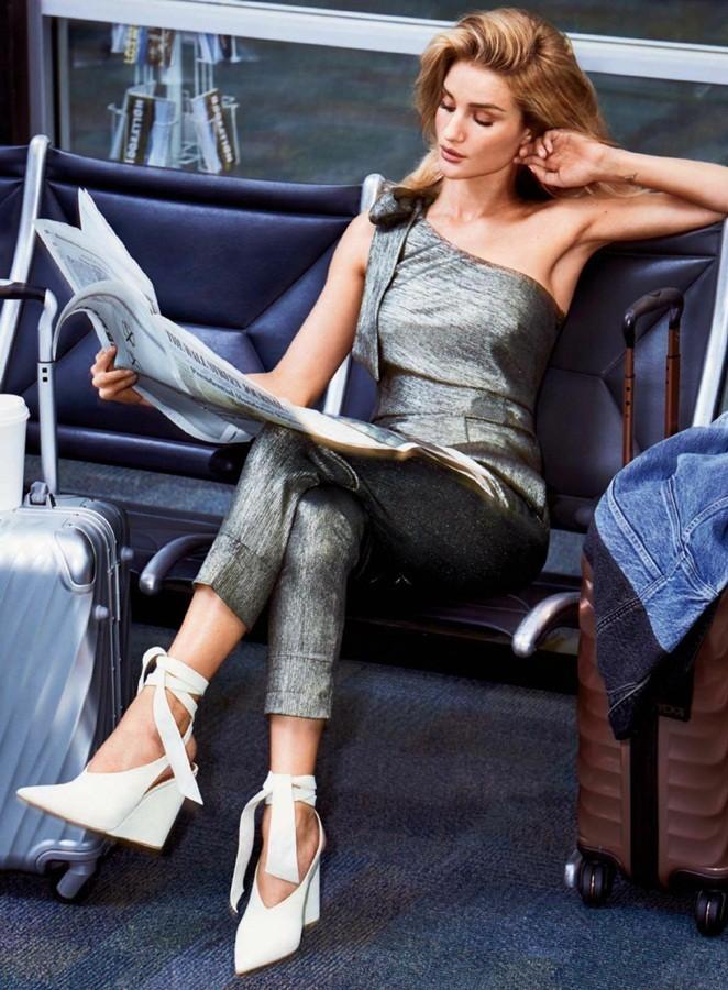 người đẹp,quyến rũ,tạp chí,gương mặt,quảng cáo,chân dài,hãng thời trang,bộ ảnh, Người vận chuyển, Jason Statham, Rosie Huntington-Whiteley, In Style, Paige Denim - ảnh 8