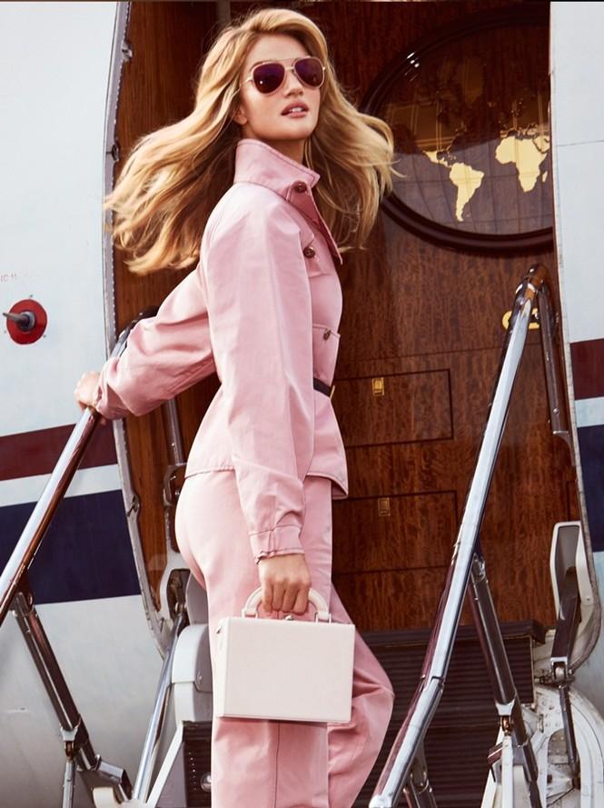 người đẹp,quyến rũ,tạp chí,gương mặt,quảng cáo,chân dài,hãng thời trang,bộ ảnh, Người vận chuyển, Jason Statham, Rosie Huntington-Whiteley, In Style, Paige Denim - ảnh 9