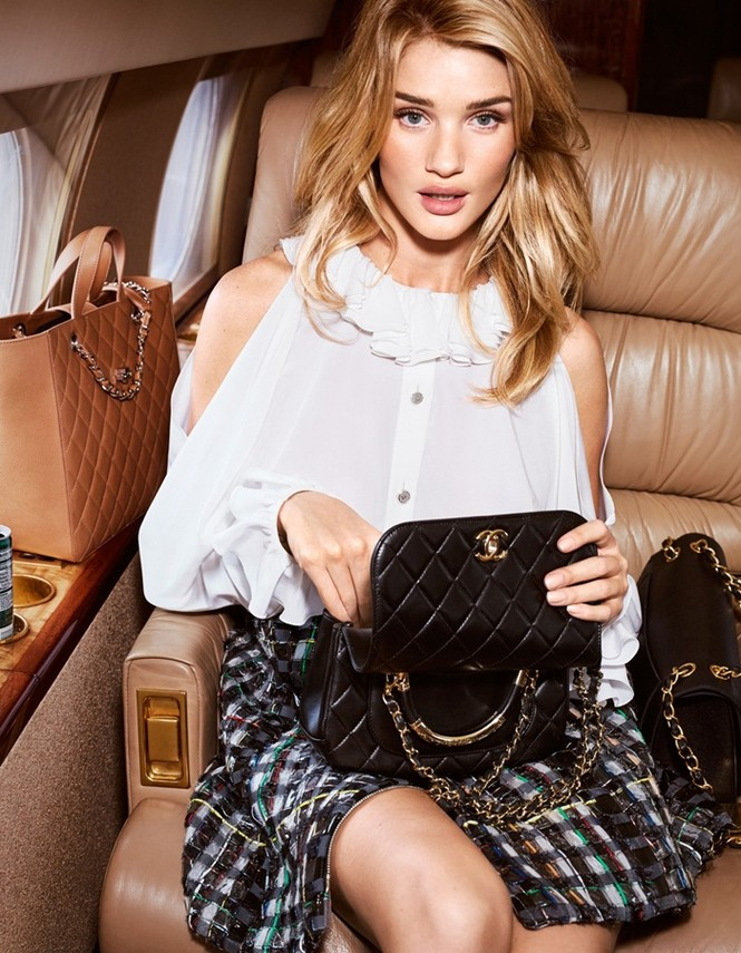 người đẹp,quyến rũ,tạp chí,gương mặt,quảng cáo,chân dài,hãng thời trang,bộ ảnh, Người vận chuyển, Jason Statham, Rosie Huntington-Whiteley, In Style, Paige Denim - ảnh 10