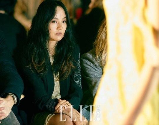 'Nữ hoàng Kpop' Lee Hyori tái xuất quá đỗi gợi cảm - ảnh 11