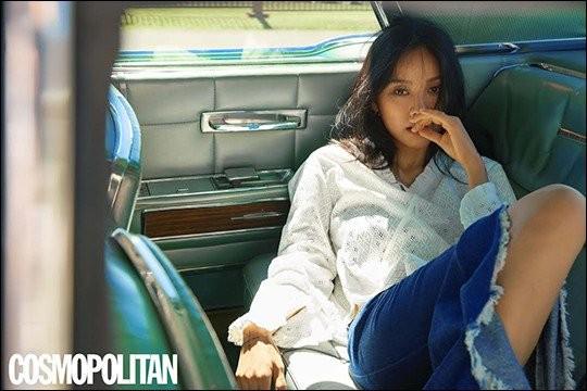 'Nữ hoàng Kpop' Lee Hyori tái xuất quá đỗi gợi cảm - ảnh 3