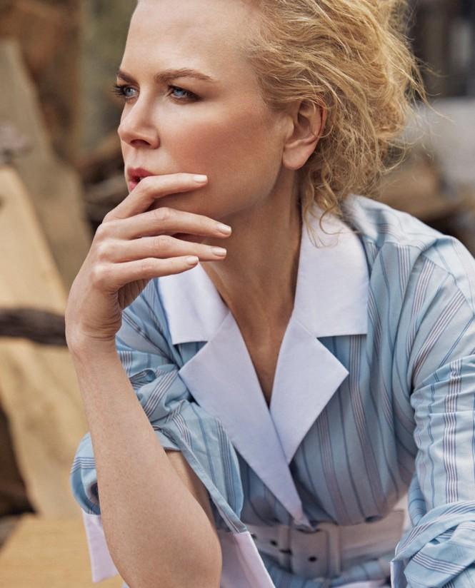 Hậu ly dịTom Cruise, Nicole Kidman từng đính hôn bí mật với Lenny Kravitz - ảnh 8