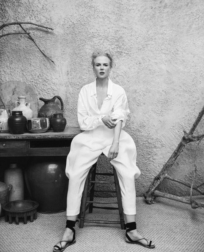 Hậu ly dịTom Cruise, Nicole Kidman từng đính hôn bí mật với Lenny Kravitz - ảnh 9