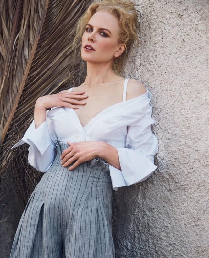 Hậu ly dịTom Cruise, Nicole Kidman từng đính hôn bí mật với Lenny Kravitz - ảnh 2