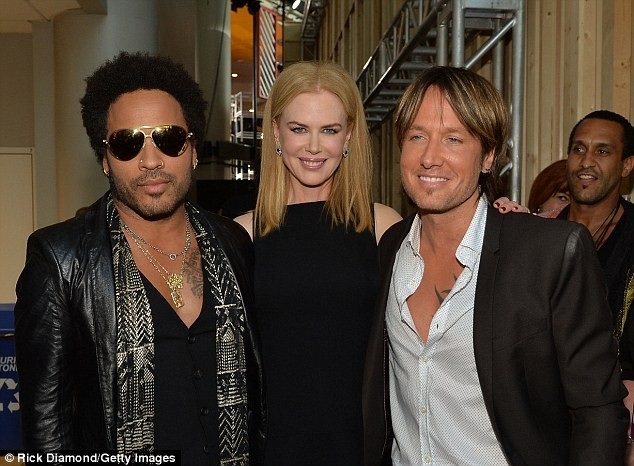 Hậu ly dịTom Cruise, Nicole Kidman từng đính hôn bí mật với Lenny Kravitz - ảnh 12