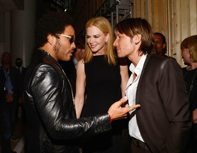 Hậu ly dịTom Cruise, Nicole Kidman từng đính hôn bí mật với Lenny Kravitz - ảnh 13