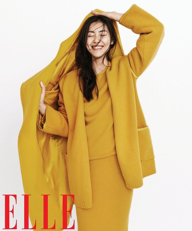 Nàng mẫu gốc Hoa cuốn hút với áo tắm sành điệu - ảnh 12