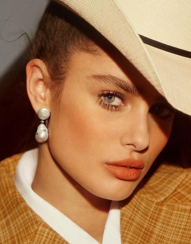 Xao xuyến sắc vóc quyến rũ của 'đóa hồng' Taylor Hill - ảnh 35