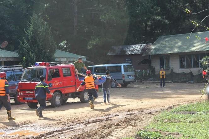 Du khách nước ngoài tử nạn cùng hướng dẫn viên tại thác Hang Cọp - ảnh 2