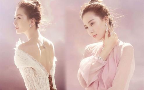'Tiên nữ' Lưu Thi Thi quyến rũ ở mọi góc nhìn - ảnh 20