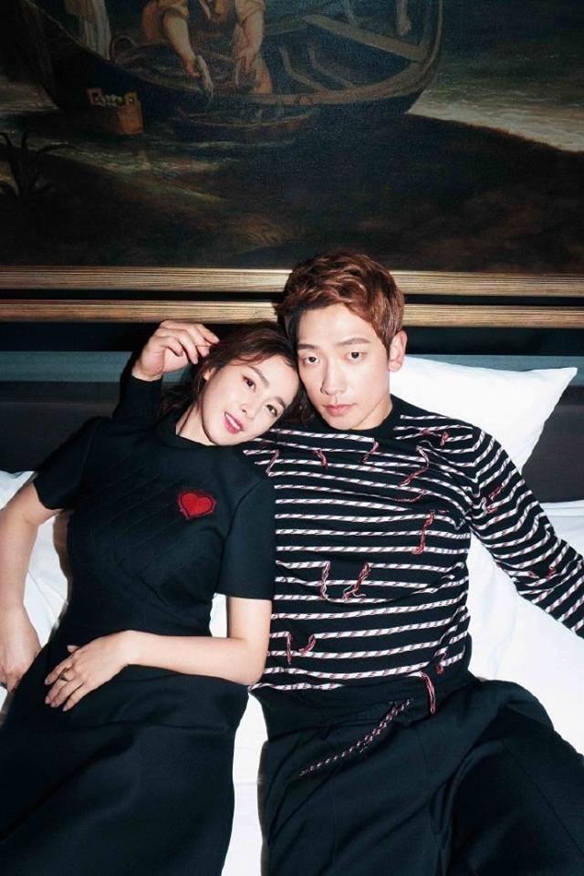 Vợ chồng Kim Tae Hee ngọt ngào tình tứ - ảnh 4
