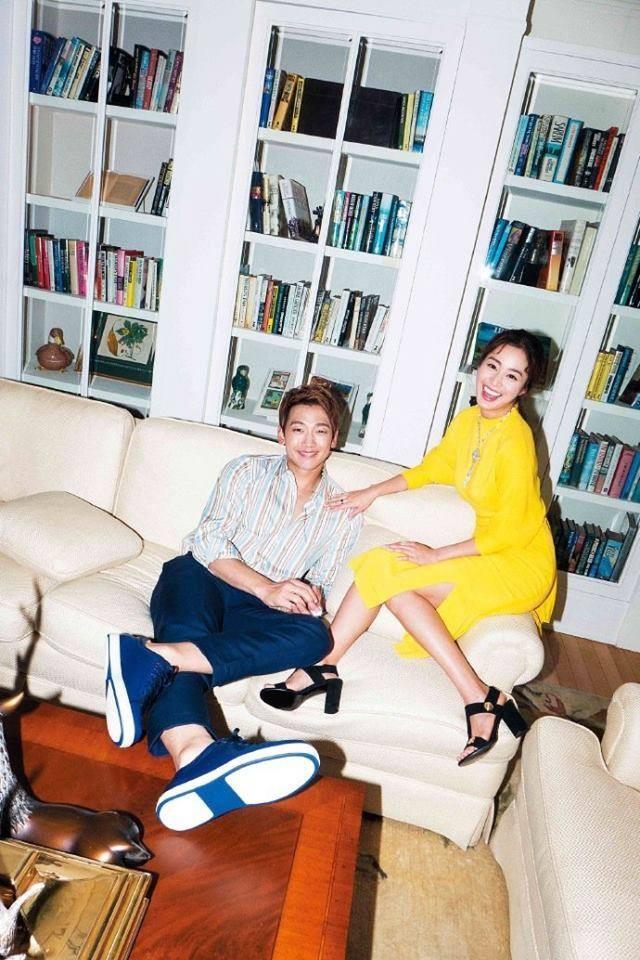 Vợ chồng Kim Tae Hee ngọt ngào tình tứ - ảnh 7