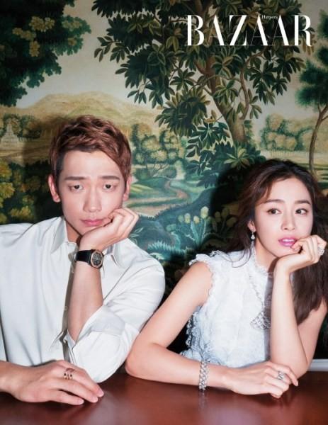 Vợ chồng Kim Tae Hee ngọt ngào tình tứ - ảnh 2