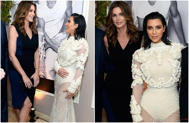 Kim Kardashian ấn tượng với bodysuit bó sát  - ảnh 7