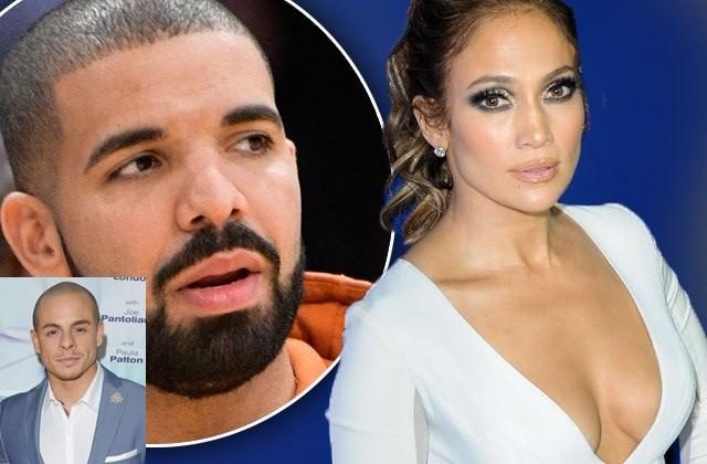 Jennifer Lopez diện 'cây đỏ' rực lửa sánh đôi bên tình trẻ - ảnh 8