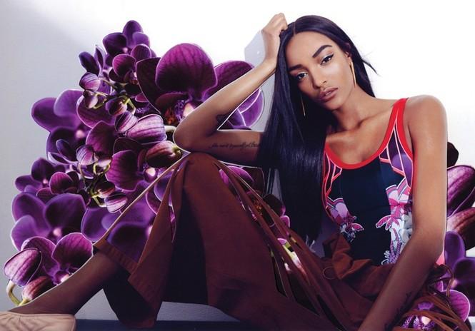 Nàng mẫu Victoria's Secret trải lòng về việc làm mẹ ở tuổi teen - ảnh 4