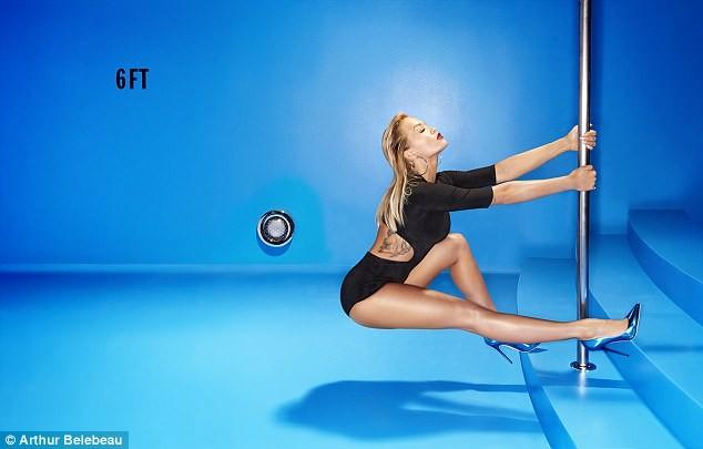 Rita Ora – Nữ ca sĩ siêu nóng bỏng của làng nhạc  - ảnh 4