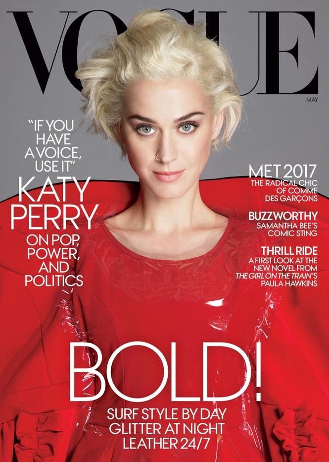 'Búp bê' Katy Perry gợi cảm đầy ấn tượng - ảnh 9