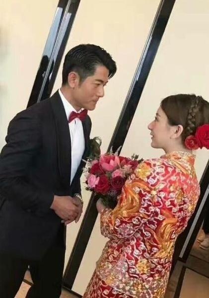 Chú rể Quách Phú Thành bảnh bao trong lễ cưới - ảnh 3