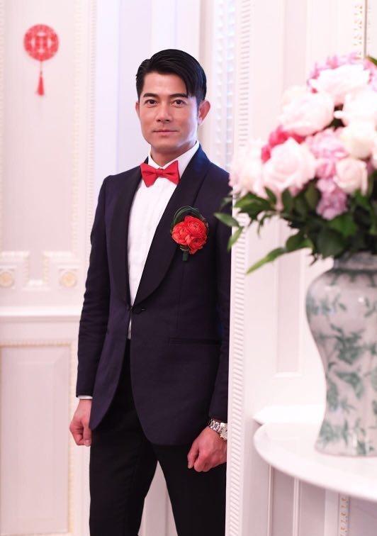 Chú rể Quách Phú Thành bảnh bao trong lễ cưới - ảnh 7