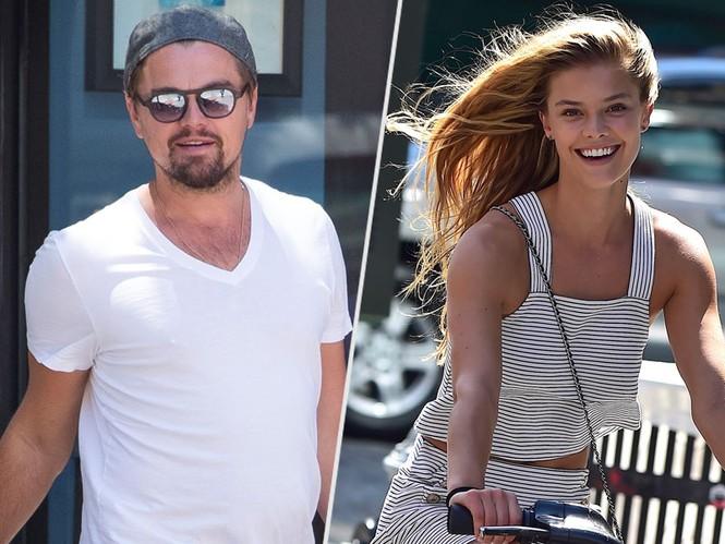 Leonardo DiCaprio chia tay nàng mẫu áo tắm nóng bỏng - ảnh 1