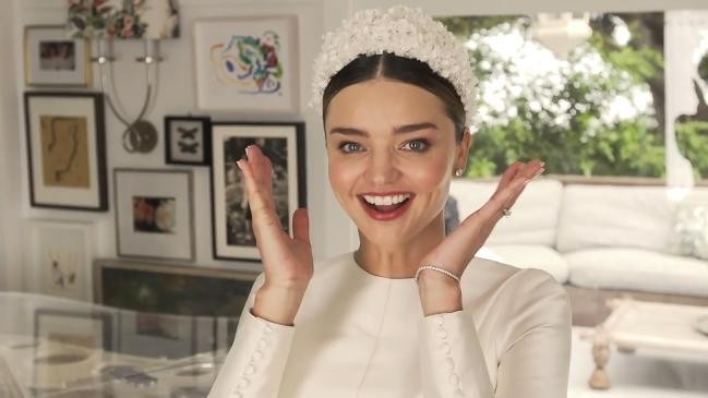đám cưới Miranda Kerr - Evan Spiegel - ảnh 4