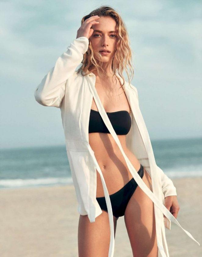 Nàng mẫu Hannah Ferguson quá đỗi gợi tình trên biển - ảnh 8