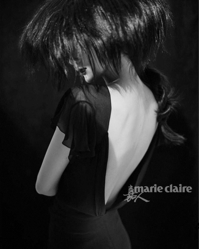 'Công chúa' Angelababy gây ấn tượng mạnh với loạt ảnh ma mị  - ảnh 8