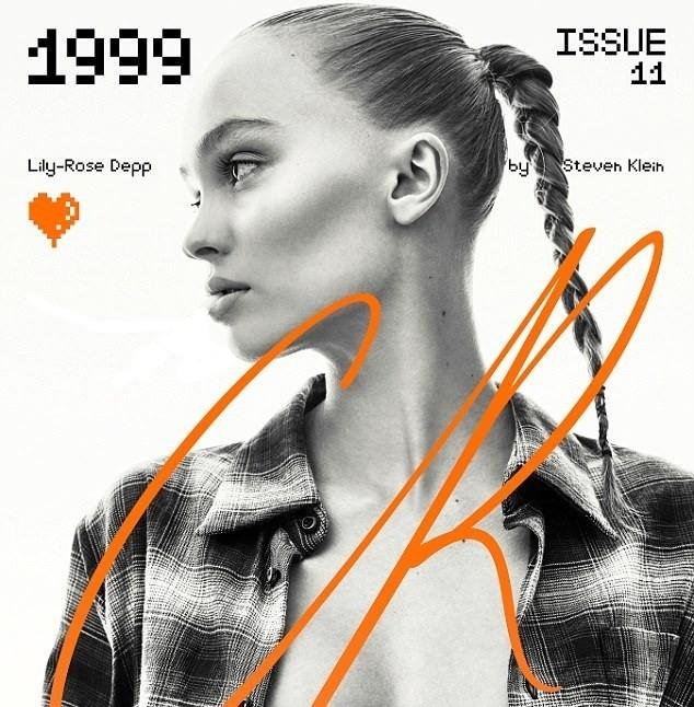Lily-Rose: Cô con gái 18 tuổi gợi cảm của 'cướp biển' Johnny Depp - ảnh 6
