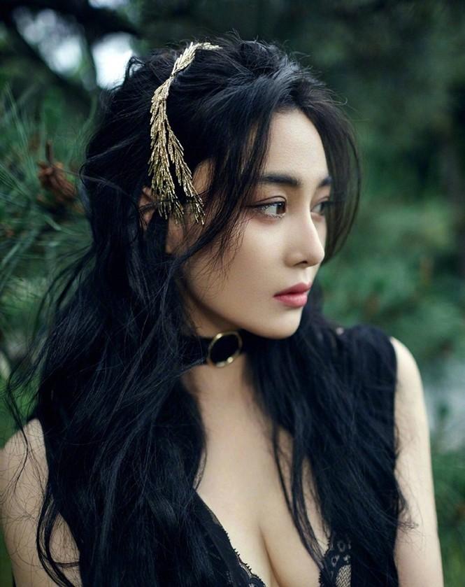 'Lý Mạc Sầu' Trương Hinh Dư xinh đẹp như tiên nữ - ảnh 6