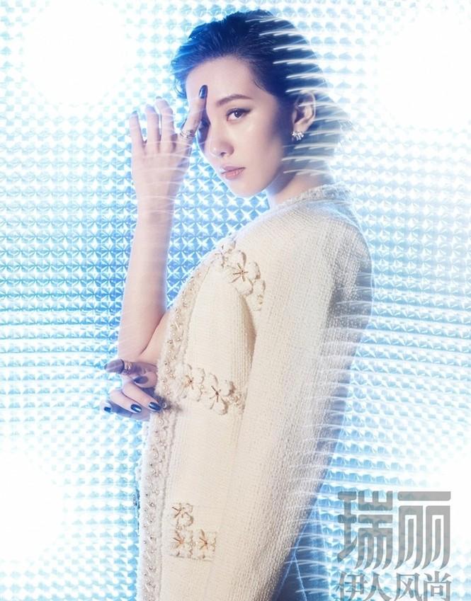 'Tiên nữ' Lưu Thi Thi quyến rũ ở mọi góc nhìn - ảnh 9