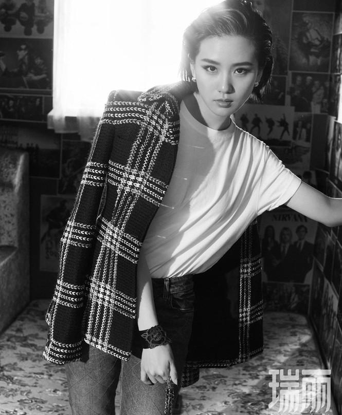 'Tiên nữ' Lưu Thi Thi quyến rũ ở mọi góc nhìn - ảnh 5