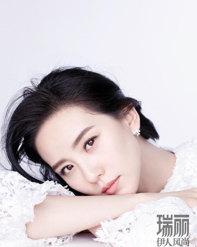 'Tiên nữ' Lưu Thi Thi quyến rũ ở mọi góc nhìn - ảnh 6