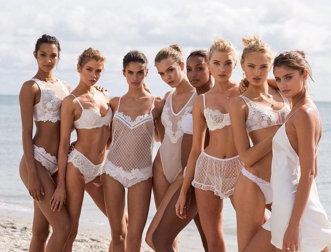 Victoria's Secret Fashion Show 2017  - ảnh 2