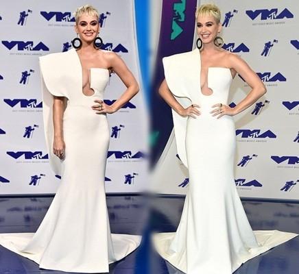 Dàn ca sĩ gợi cảm lấp lánh trong lễ trao giải âm nhạc VMAs - ảnh 3