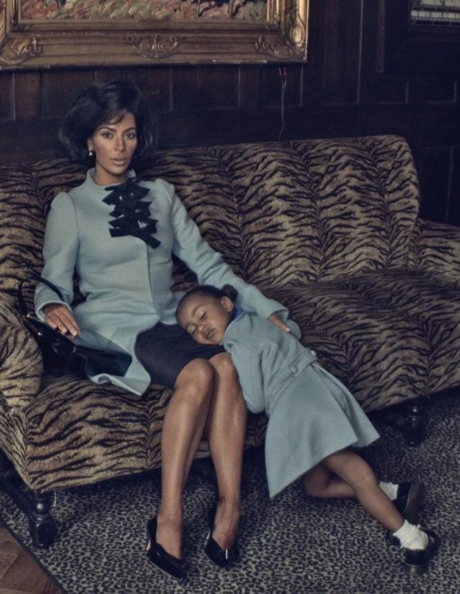 Kim Kardashian bất ngờ hóa quý cô thanh lịch quyền quý - ảnh 4