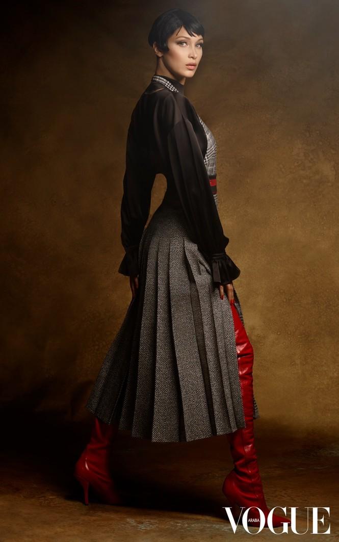 'Chân dài' Bella Hadid sắc vóc quá đỗi gợi cảm - ảnh 10