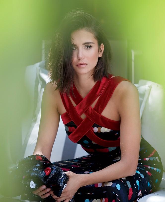Vẻ đẹp thiên thần của nàng 'ma cà rồng' Nina Dobrev - ảnh 3