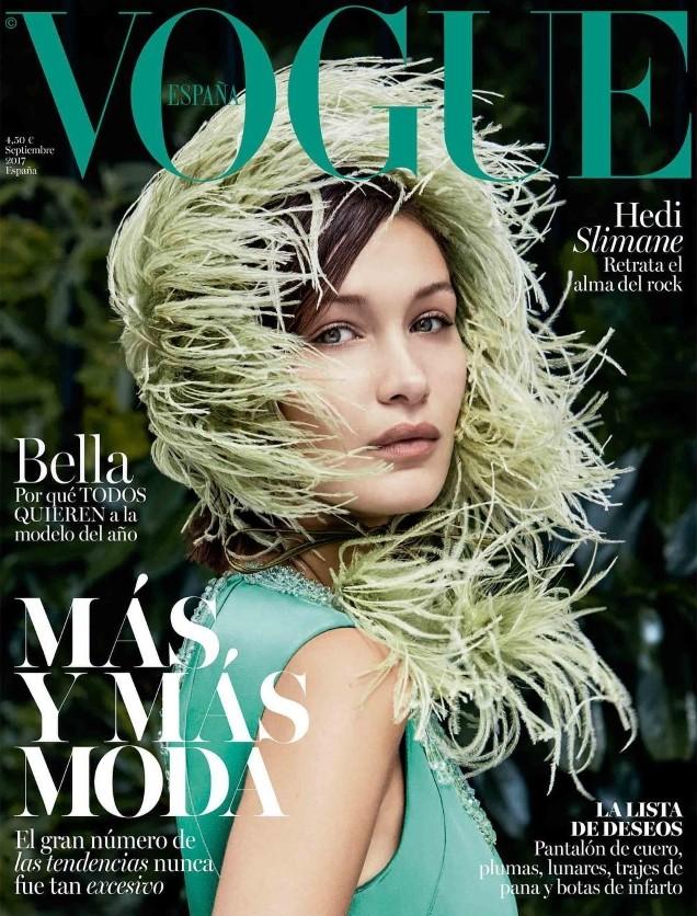 'Chân dài' Bella Hadid sắc vóc quá đỗi gợi cảm - ảnh 11