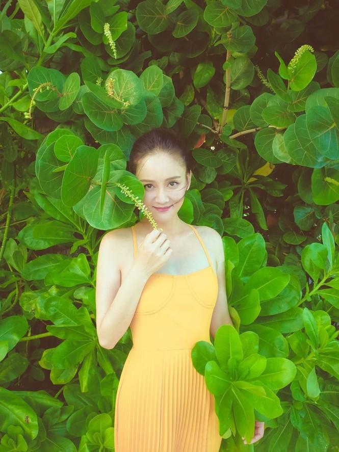 'Đông Phương Bất Bại' Trần Kiều Ân siêu quyến rũ khi làm cô dâu - ảnh 17