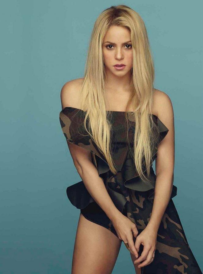 Shakira gợi cảm tràn sức sống ở tuổi 40 - ảnh 11