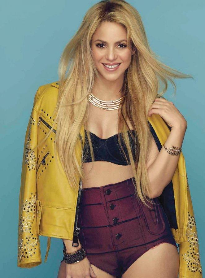 Shakira gợi cảm tràn sức sống ở tuổi 40 - ảnh 6