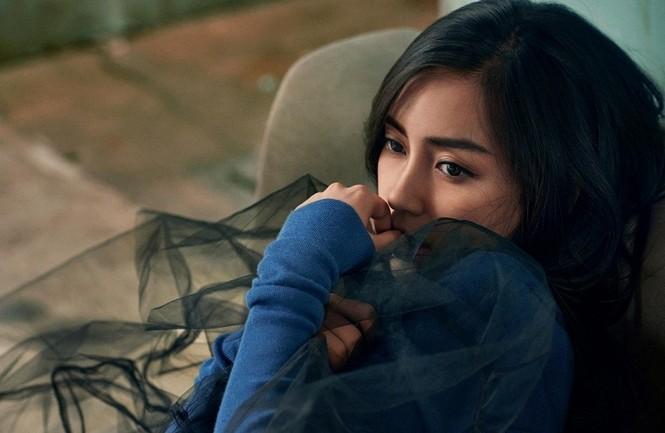 Vợ Huỳnh Hiểu Minh kiêu sa đầy mê hoặc - ảnh 8