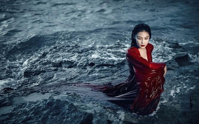 'Lý Mạc Sầu' Trương Hinh Dư xinh đẹp như tiên nữ - ảnh 13