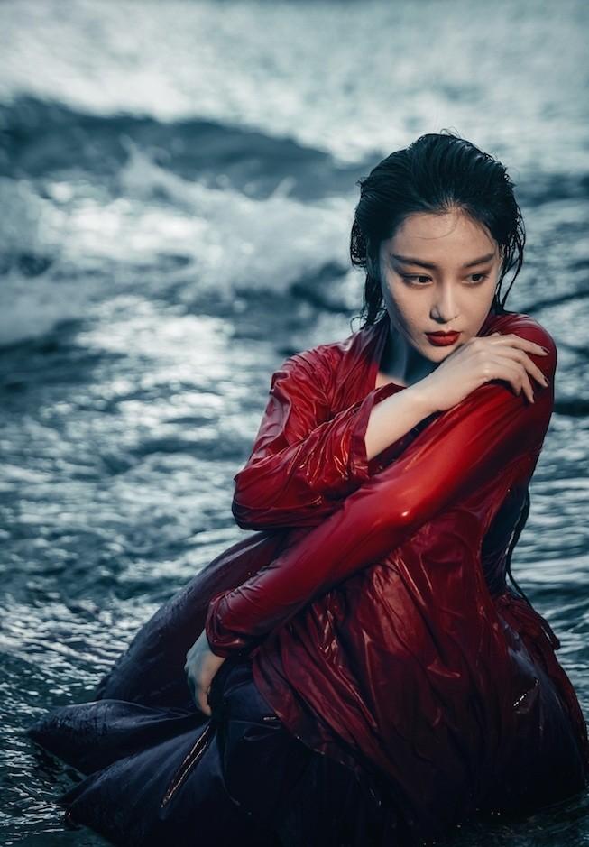 'Lý Mạc Sầu' Trương Hinh Dư xinh đẹp như tiên nữ - ảnh 17