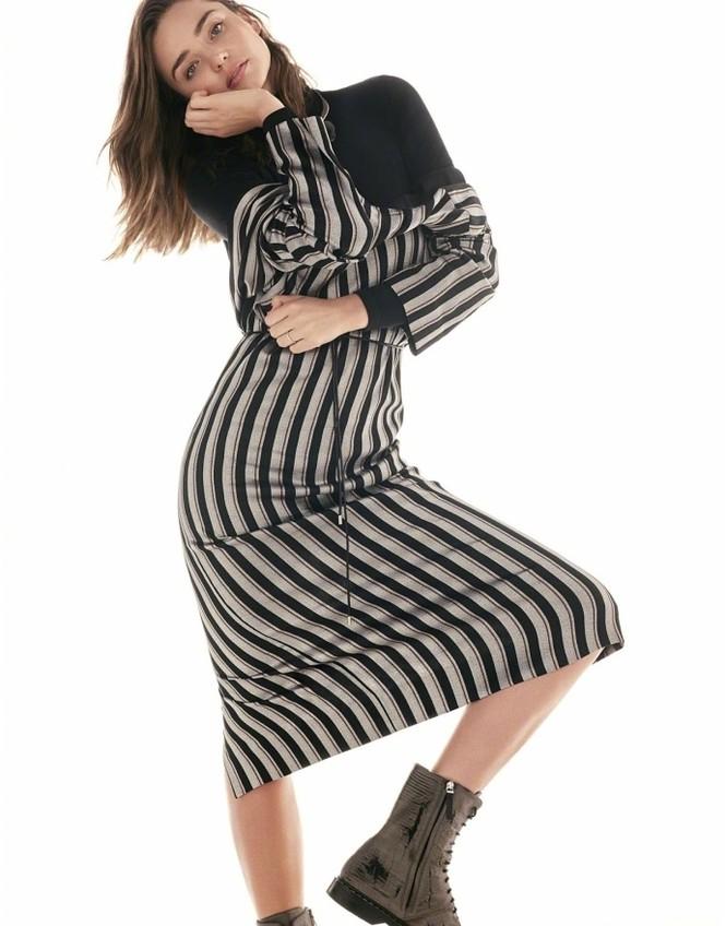 Miranda Kerr đẹp mặn mà sau khi kết hôn người tình trẻ - ảnh 3