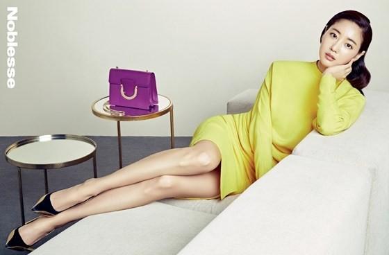 cựu Hoa hậu Hàn Quốc Kim Sarang - ảnh 1