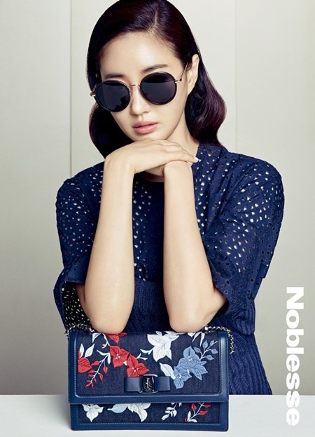 cựu Hoa hậu Hàn Quốc Kim Sarang - ảnh 3