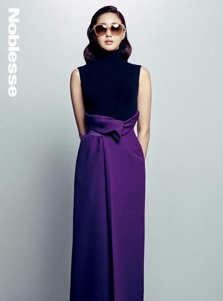 cựu Hoa hậu Hàn Quốc Kim Sarang - ảnh 4